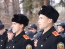 Более 30 новоиспеченных кадетов сегодня приняли присягу