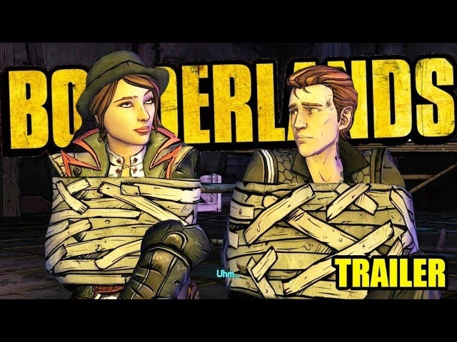 Fan trailer TALES FROM THE BORDERLANDS (Фан трейлер)