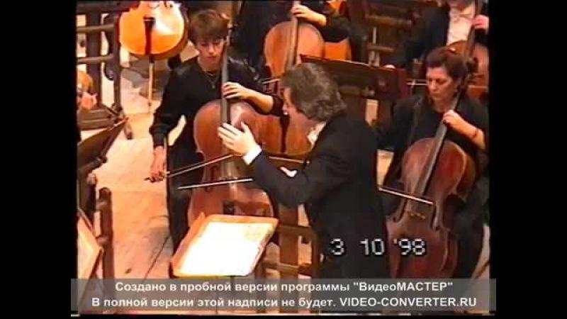 Rachmaninov My Home dir.Ludwig Janowitsky