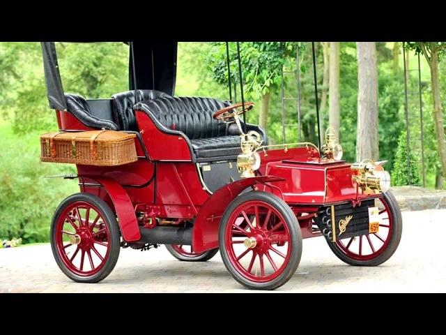 Cadillac Model B Surrey '1904
