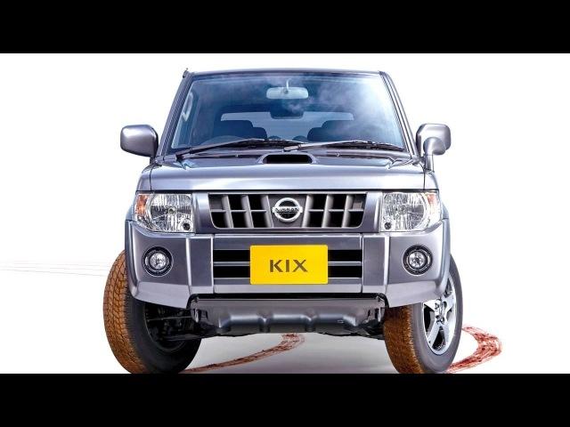 Nissan Kix PA0 10 2008–06 2012