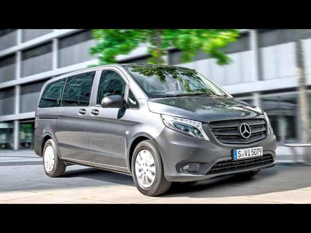 Mercedes Benz Vito 114 CDI Tourer Pro W447 '2014–