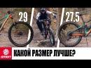 GMBN по-русски. 27.5 vs 29 - что лучше для горного велосипеда? Споры продолжаются!