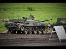 2015.ヒトマル[10式戦車] .キャタピラが外れた瞬間~取り外し作業~回収完了 12