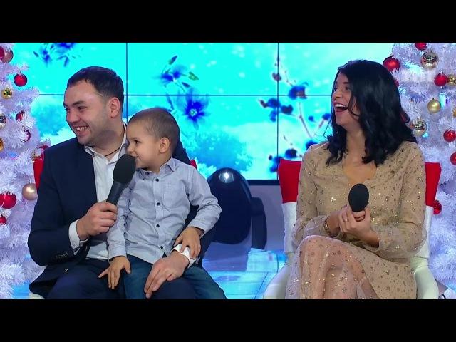 Дом-2: Алиана и Александр Гобозовы и их сынок - Роберт из сериала Дом-2. Город любви...