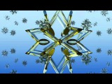 3D Fractal Animation Vitric Visions II