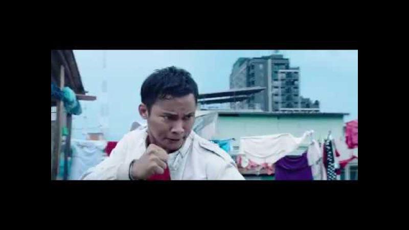 SPL 3 Парадокс: Тони Джа против Криса Коллинза