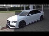 Audi S4 B8 Tuning SKN Chiptuning + Rieger Bodykit
