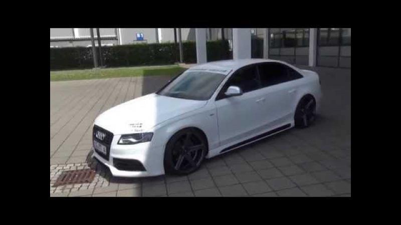 Audi S4 B8 Tuning SKN Chiptuning Rieger Bodykit