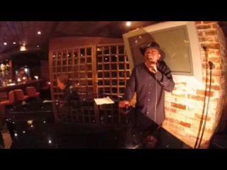 Watching you watching me (Bill Withers) - performed by Kerry L. Dooley & Pem (Piano-Bar Munich)