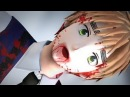 MMD The Zombie Song 🔪 APH USUK YAOI