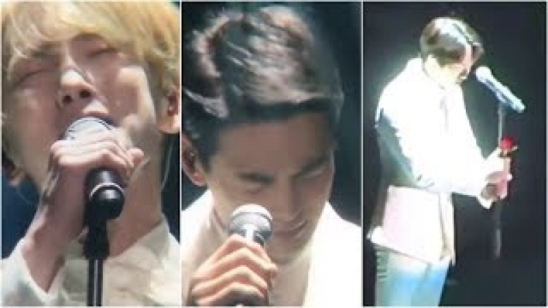 Shinee Key Saying Love You to Jonghyun, Burst into Tears In Hearbreaking Performances!