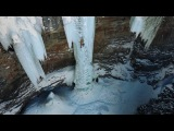 Obsession - David Roetzel Soloing Ice in Vail