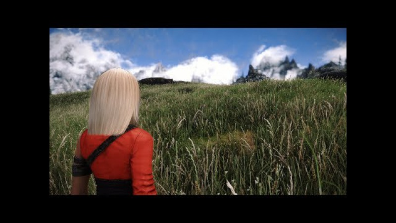 Skyrim:SE Newest ENB! 2018 Graphics!