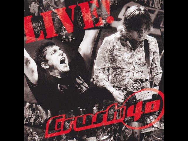 Crush 40 Live! Album