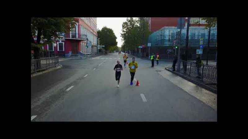2017 Kazan Half Marathon part 1