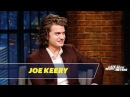 Joe Keery Talks About His Famous Hair