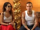 Calle 13 (2) - Homenaje Derechos Humanos