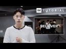 Believer - Imagine Dragons / 1MILLION Dance Tutorial