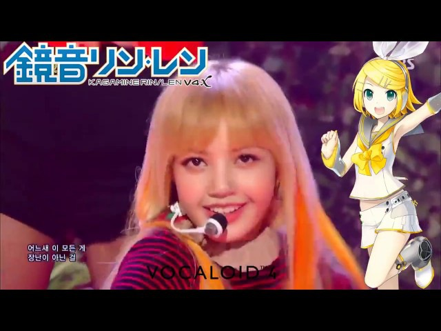 【MEIKO Luka Rin Miku】Playing With Fire Cover BLACKPINK Vocaloid 4