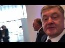 Пьяный русскоговорящий Порошенко в Мюнхене