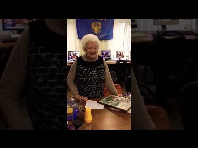 06/12/2017/Ломоносовец.Наши Таланты.Загрядская Ольга Сергеевна.