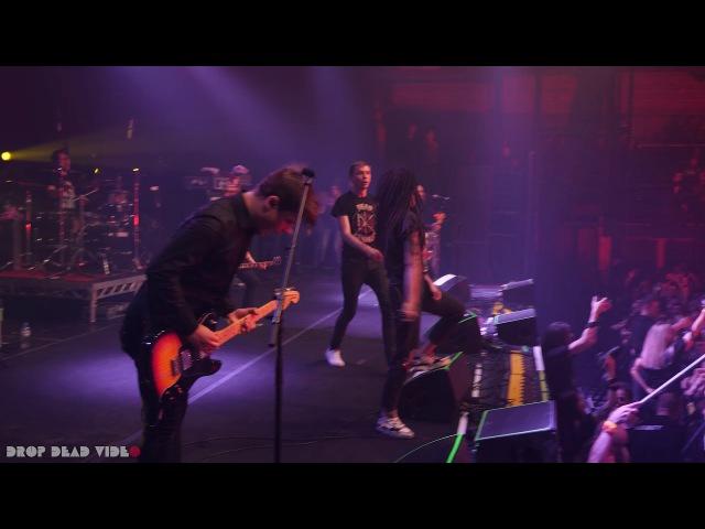 ПОРНОФИЛЬМЫ — Приезжай feat. Дарья Ставрович (Слот) Frost Fest 2018 (A2 Green Concert С.-Петербург).