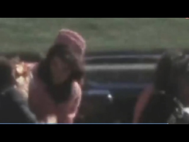 John Kennedy's murder is solved! He was killed by the CIA agent Roy Kellerman! Video of murder!