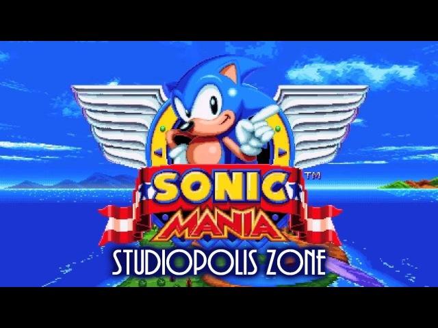 Sonic mania 3