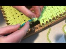 How to weave a baby hat