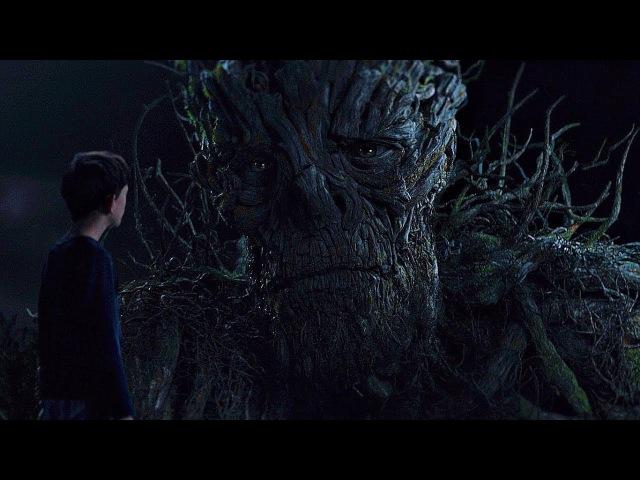 Первая история от дерева Тиса про принца и ведьму. Голос монстра. 2016.