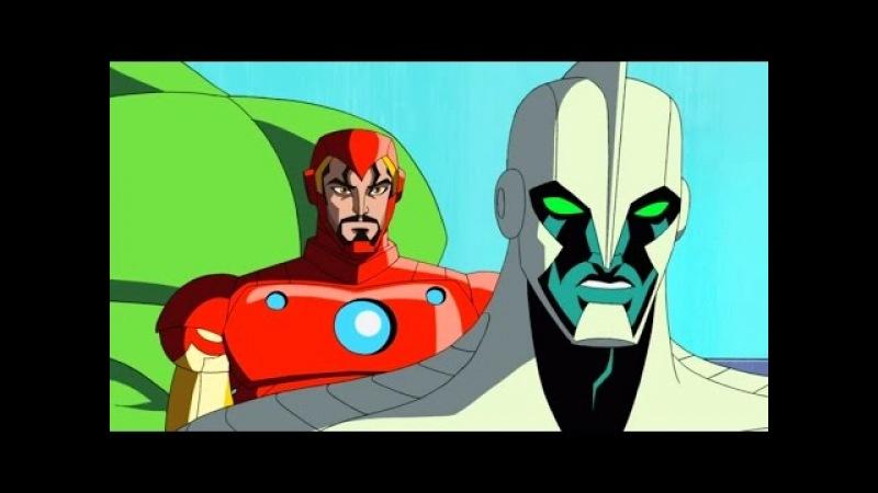 Мстители: Величайшие герои Земли - Добро пожаловать в Империю Крии - Сезон 2, Серия 4 | Marvel