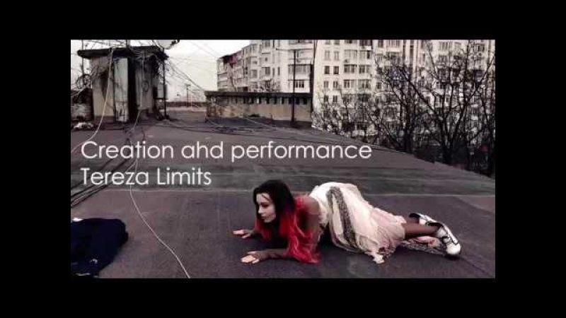 Цветы. ART Tereza Limits Психологическая сценка в танце