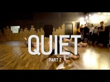 MILCK - Quiet Blake McGrath Choreography DanceOn Class - Part 2