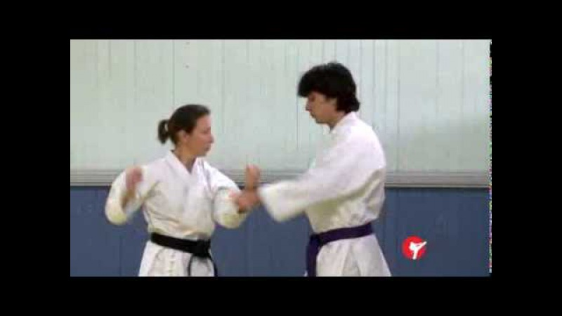 Karate - Self Defence for Women Part 3