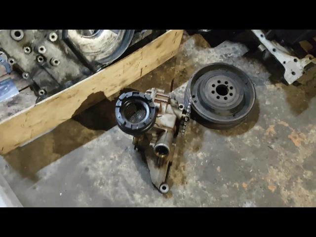 Детали двигателя VAG 4.2 V8 Bfm Audi A8
