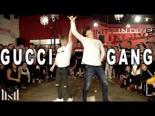 GUCCI GANG - Lil Pump Dance   Matt Steffanina X Josh Killacky