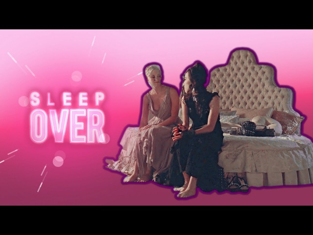 Karolina and Nico   Sleepover {1x10}