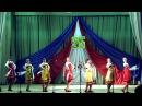 Русский народный танец Лебедушка исп Линкс Мы едины мы не победимы 04 11 2015 г