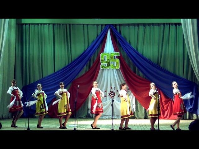 Русский народный танец Лебедушка исп Линкс Мы едины мы не победимы 04 11 2015 г смотреть онлайн без регистрации