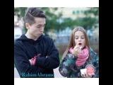 """Рахим Абрамов on Instagram: """"Когда у тебя хитрая сестрёнка, но ты все равно хитрее😂❤️ Отмечайте друзей/подруг👍🏼 Лайк за качество😂 Сестра - @ulianch..."""