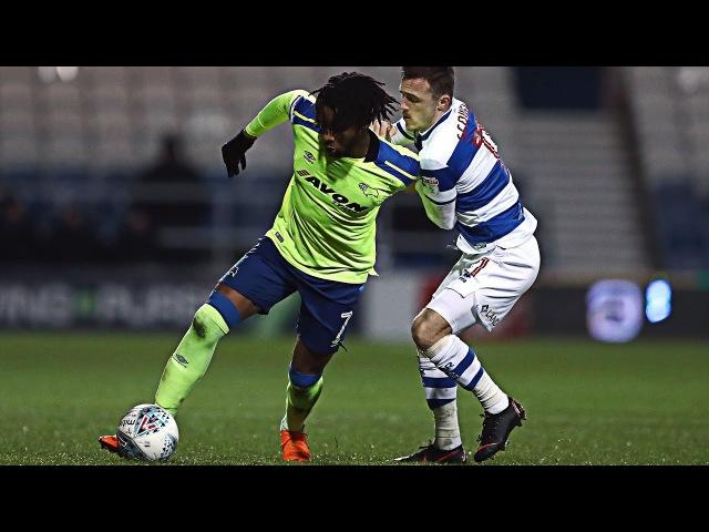SHORT MATCH HIGHLIGHTS | QPR Vs Derby County