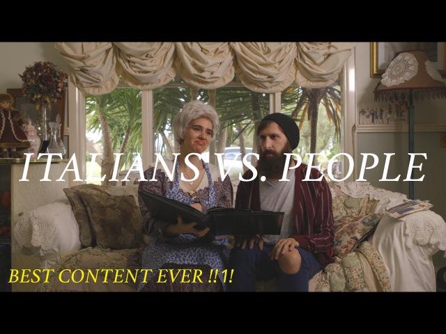 Italians VS People! - BEST CONTENT EVER!!1! Ep03