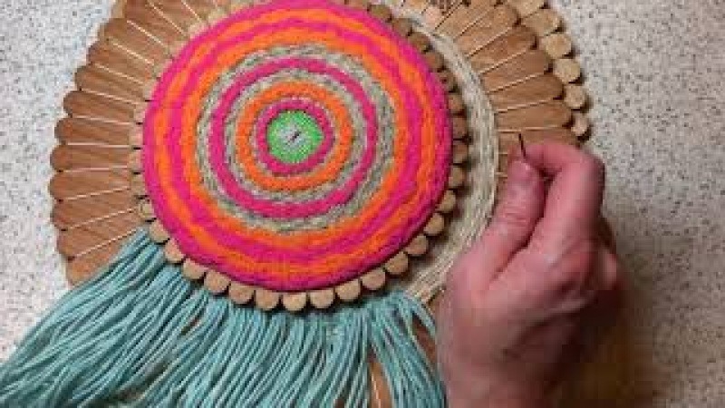 How to Weave with a CraftSanity Circular Loom