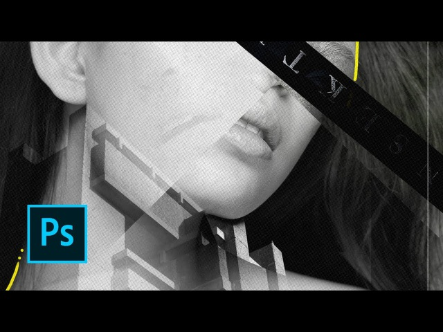 Art Makers: Molly Scannell Creates Digital Collages in Photoshop | Adobe Creative Cloud