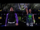 The Hardy Boyz WWE 2K18 Entrance and Finishers Tag Team Finishers 1080p 60FPS