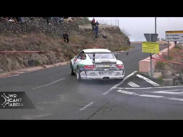 25 Rallye Villa de Adeje | Drift Show | CERA 2015 HD