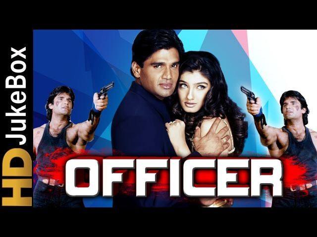 Officer 2001 | Full Video Songs Jukebox | Sunil Shetty, Raveena Tandon, Sadashiv Amrapurkar
