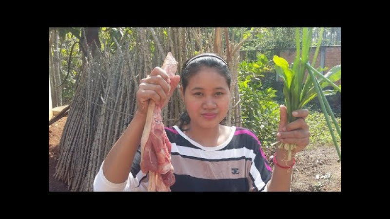 Awesome cooking soup pork feet with wax gourd recipe - Cook pork recipes - Village Food Factory
