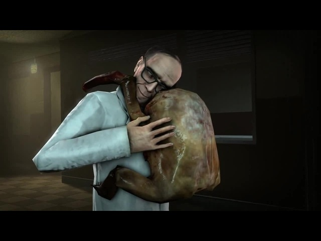 A love story from Half life